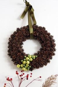 türkranz-zapfen-weihnachtlich