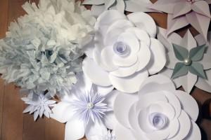 verschiedene-papierblumen